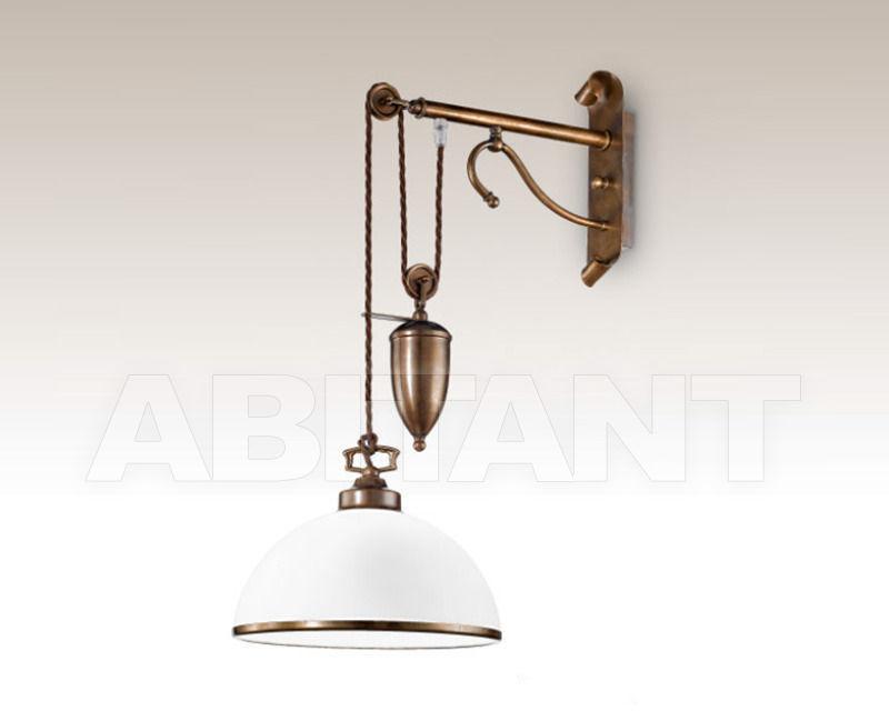 Купить Бра Cremasco Illuminazione snc Vecchioveneto 0382/1AP-VE2-AV