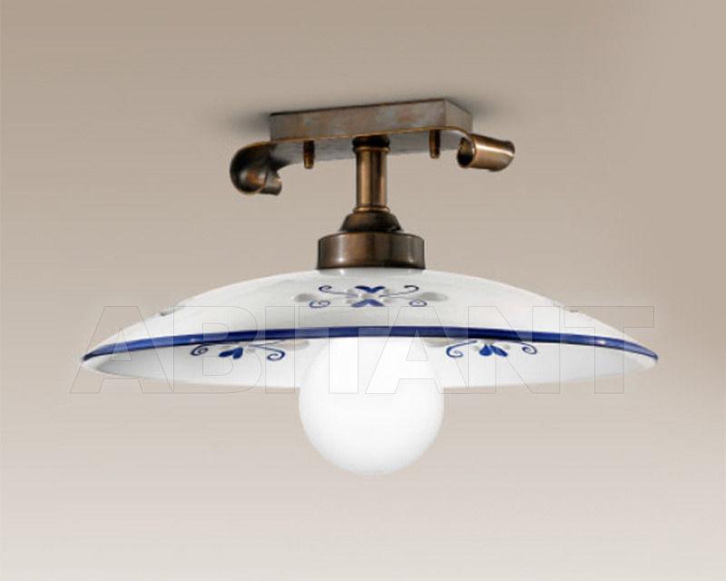 Купить Светильник Cremasco Illuminazione snc Vecchioveneto 0384/1PL-BR-CE1-38-..