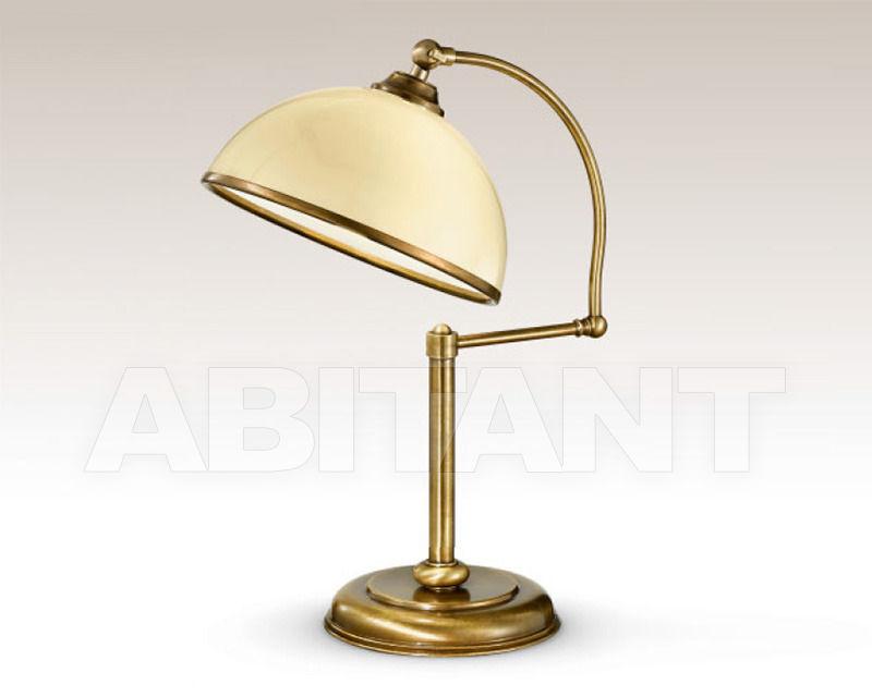 Купить Лампа настольная Cremasco Illuminazione snc Vecchioveneto 0386/1LA-BRSA-VE2-AV