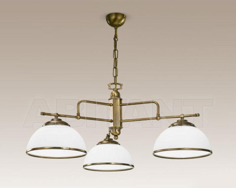 Купить Люстра Cremasco Illuminazione snc Vecchioveneto 0388/3S-BRSA-VE2-AV