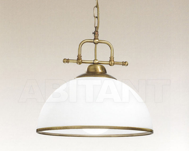 Купить Светильник Cremasco Illuminazione snc Vecchioveneto 0389/1S-PC-BRSA-VE2-BI