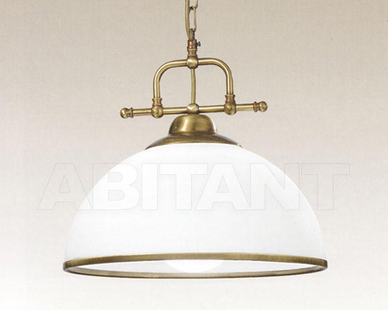 Купить Светильник Cremasco Illuminazione snc Vecchioveneto 0390/1S-GR-BRSA-VE2-BI