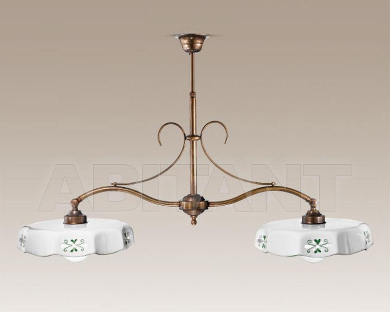 Купить Светильник Cremasco Illuminazione snc Vecchioveneto 0413/2S-BR-CE2-..