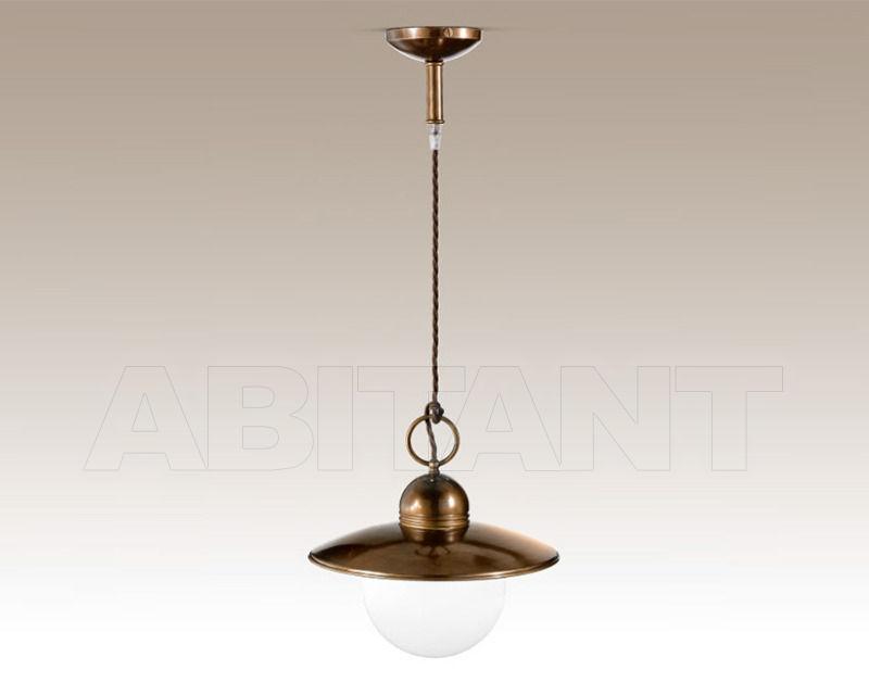 Купить Светильник Cremasco Illuminazione snc Vecchioveneto 0438/1S-BR-BOM-S18