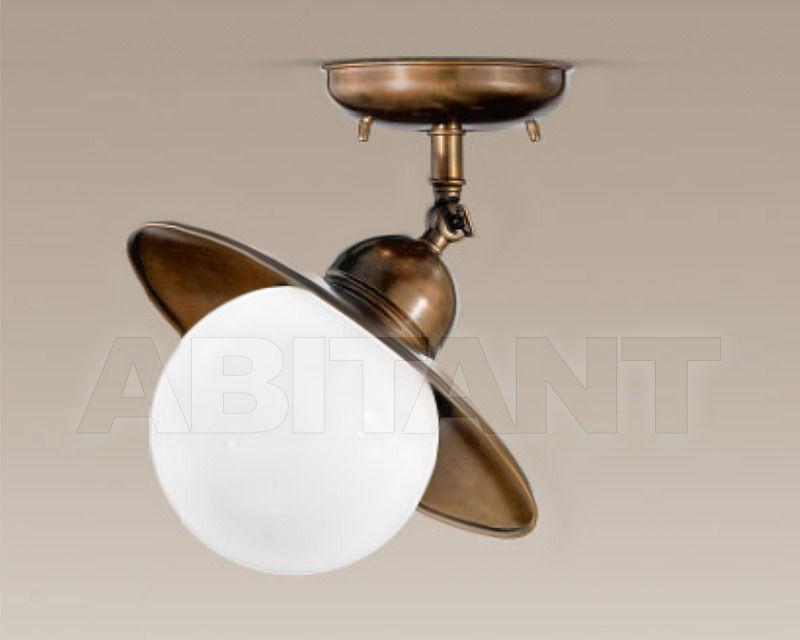 Купить Светильник Cremasco Illuminazione snc Vecchioveneto 0440/1PL-BR-BOM-S18
