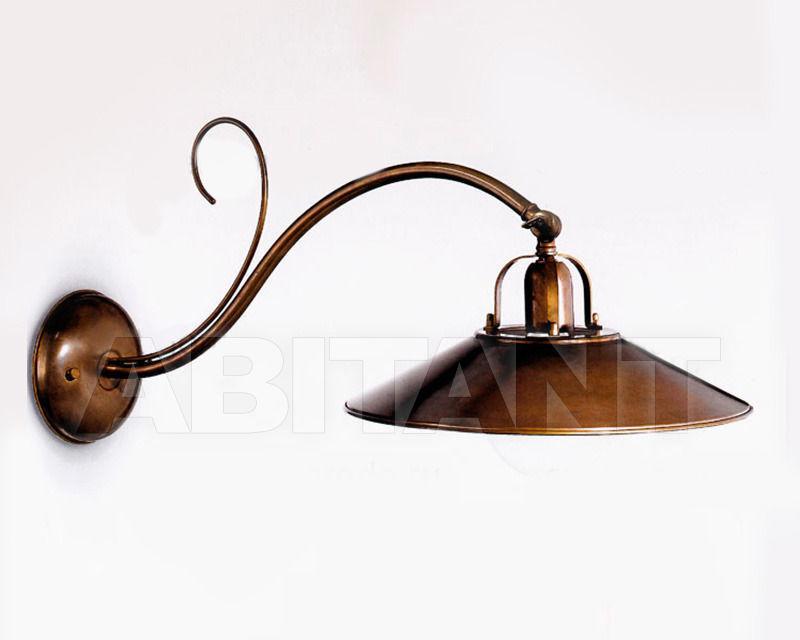 Купить Бра Cremasco Illuminazione snc Vecchioveneto 0412/1AP-GR-CON