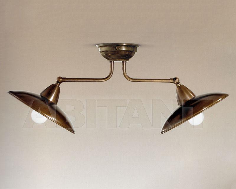 Купить Светильник Cremasco Illuminazione snc Vecchioveneto 0447/2PL-BR-BOM