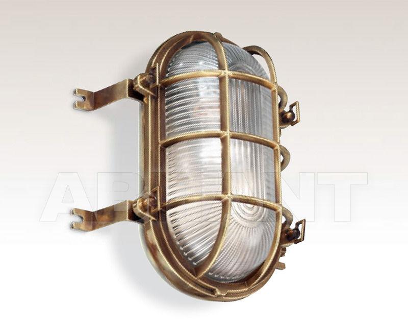 Купить Светильник Cremasco Illuminazione snc Vecchioveneto 0162/1AP-GR-BR