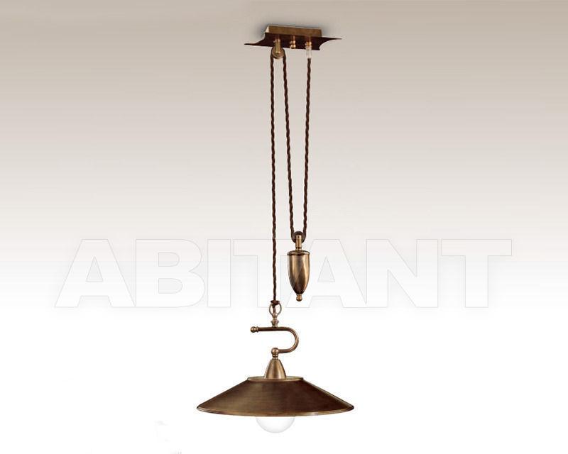 Купить Светильник Cremasco Illuminazione snc Vecchioveneto 0356/1S-BR-CON