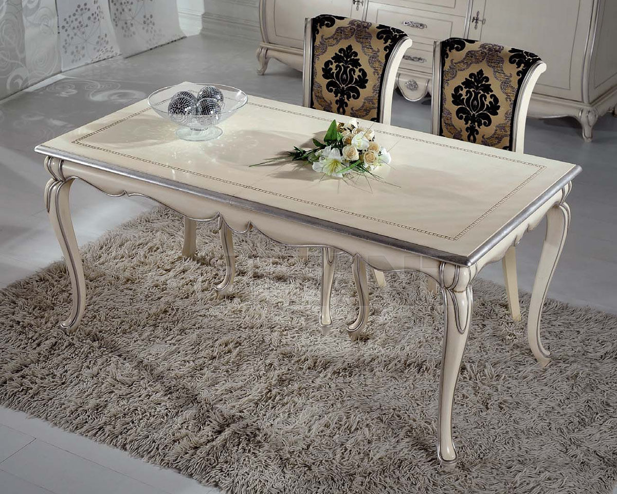 Купить Стол обеденный  100X100 Classico EIE srl Tintoretto 411