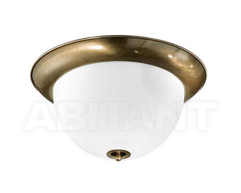 Купить Светильник Cremasco Illuminazione snc Vecchioveneto 0399/2PL-PC-BRSF