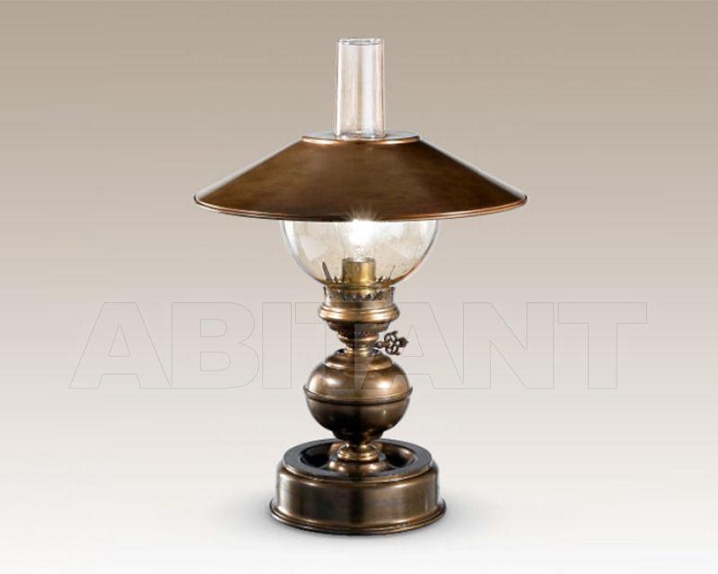 Купить Лампа настольная Cremasco Illuminazione snc Vecchioveneto 0418/1LA-CON