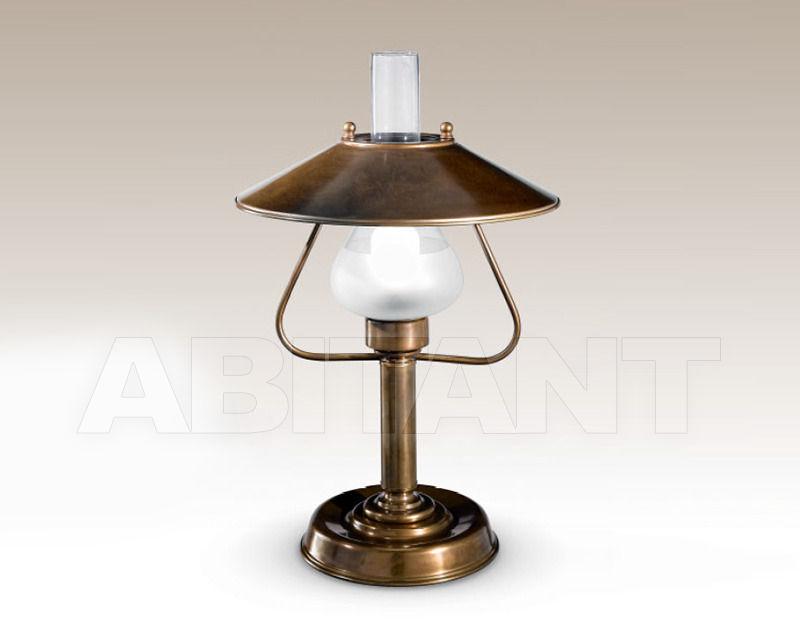 Купить Лампа настольная Cremasco Illuminazione snc Vecchioveneto 0419/1LA-CON
