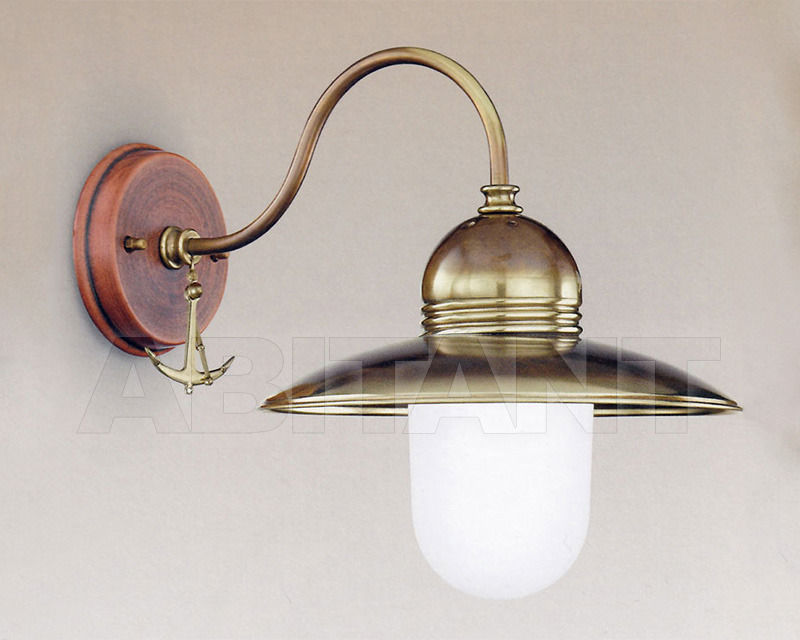 Купить Бра Cremasco Illuminazione snc Vecchioveneto 0479/1AP-..