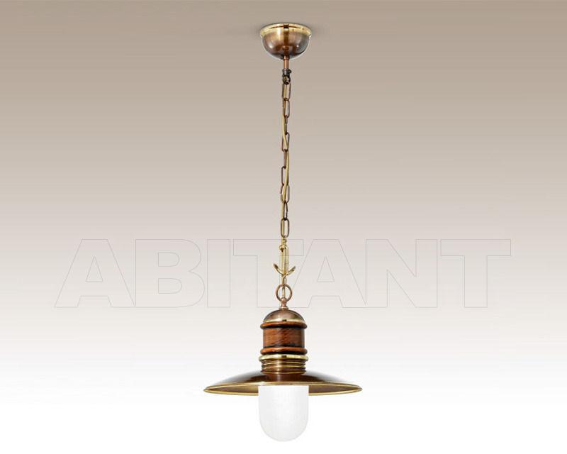 Купить Светильник Cremasco Illuminazione snc Vecchioveneto 0491/1S-PC-BRSF-BI