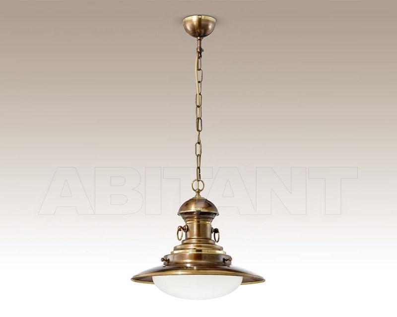 Купить Светильник Cremasco Illuminazione snc Vecchioveneto 0493/1S-BR