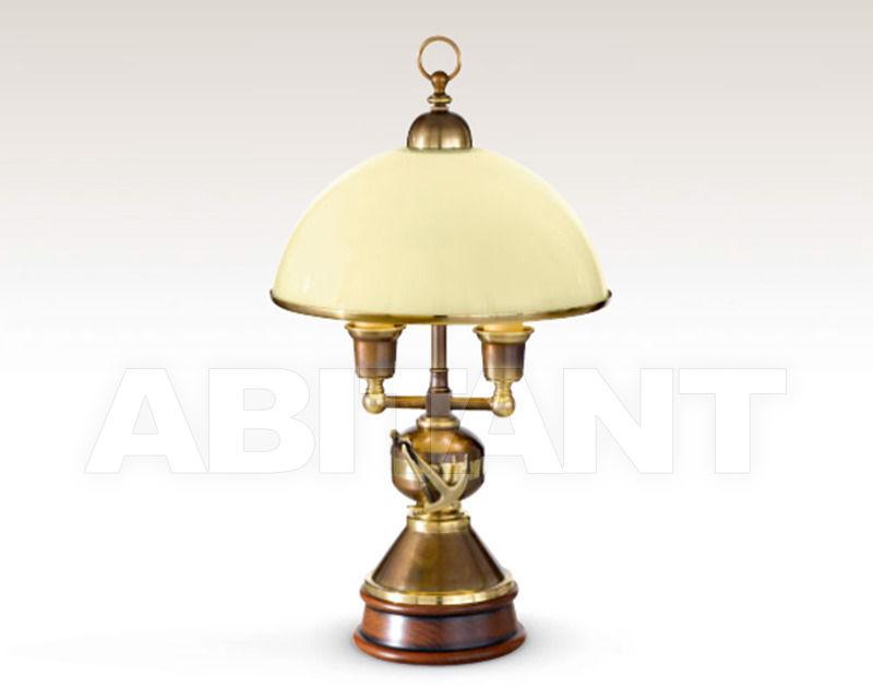 Купить Лампа настольная Cremasco Illuminazione snc Vecchioveneto 0520/2LA-VE2-AV