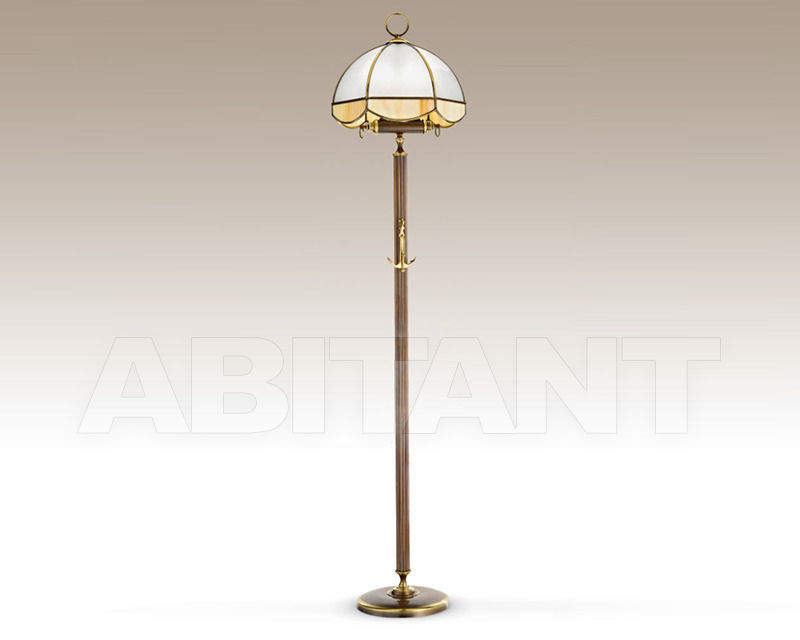 Купить Торшер Cremasco Illuminazione snc Vecchioveneto 0524/2P-BE