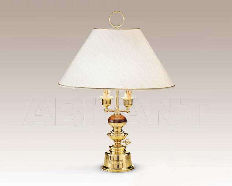 Купить Лампа настольная Cremasco Illuminazione snc Vecchioveneto 0526/2LA