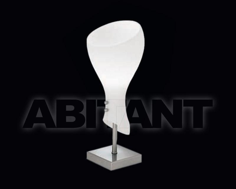 Купить Лампа настольная Cremasco Illuminazione snc Opere Di Luce 603/1LU-NS-BI