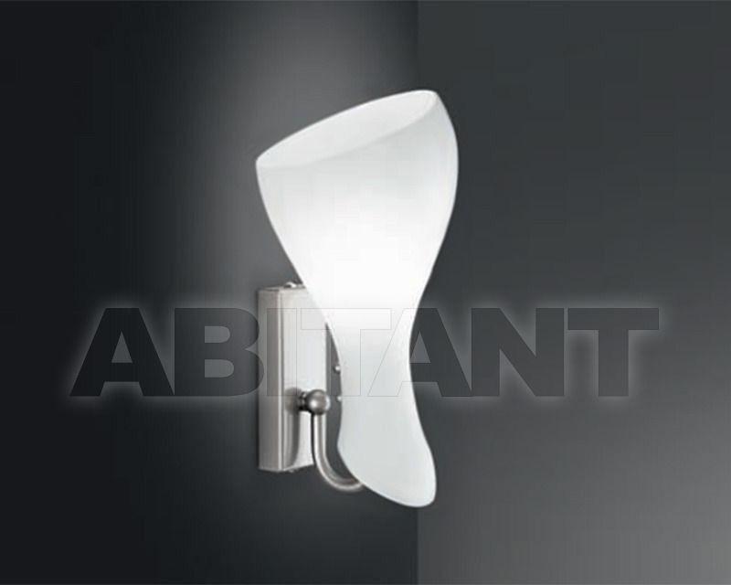 Купить Бра Cremasco Illuminazione snc Opere Di Luce 601/1AP-NS-BI