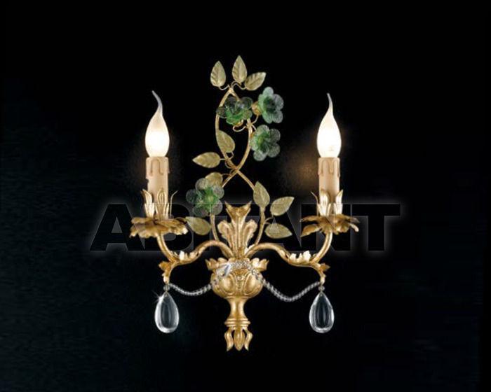 Купить Светильник настенный Epoca Lampadari snc  Epoca 2011 1411/A2