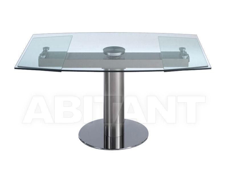 Купить Стол обеденный ALURE Invetro Tavoli Da Pranzo 10070