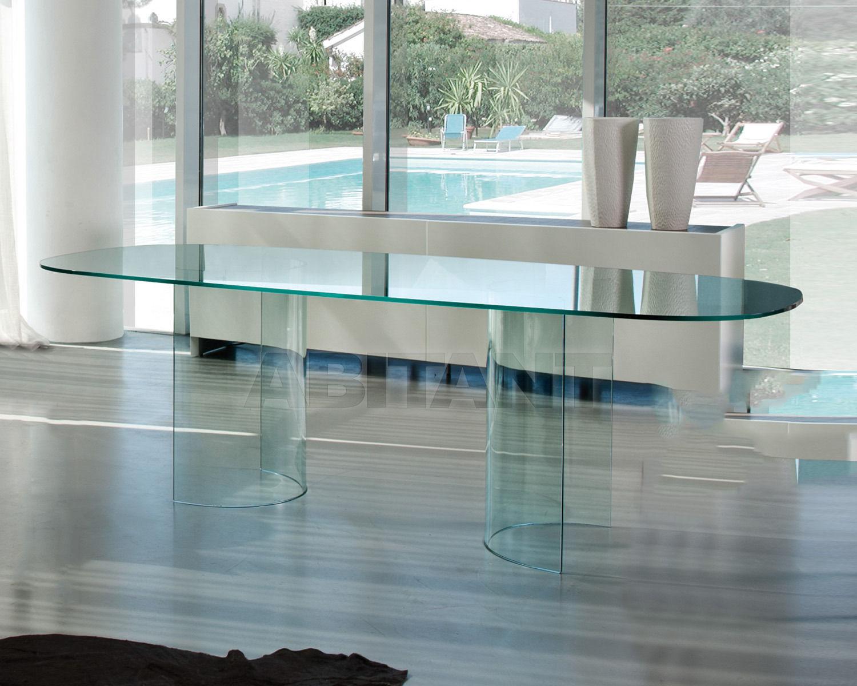 Купить Стол обеденный ELYSÉE Invetro Tavoli Da Pranzo 4012162