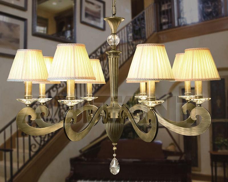 Купить Люстра Lam Export Classic Collection 2014 3870 / 8 finitura 2 / finish 2