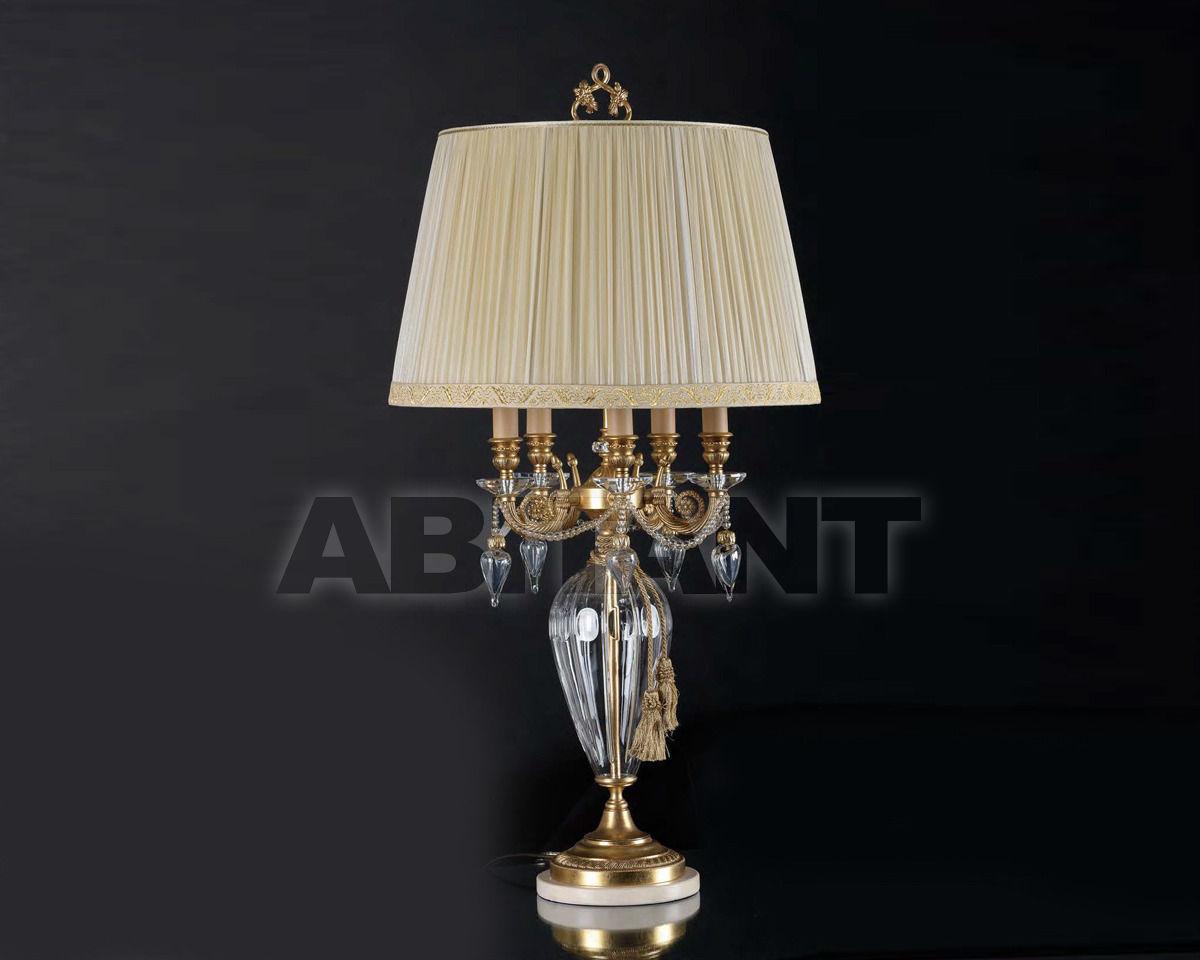 Купить Лампа настольная Epoca Lampadari snc  Epoca 2013 914/LG5
