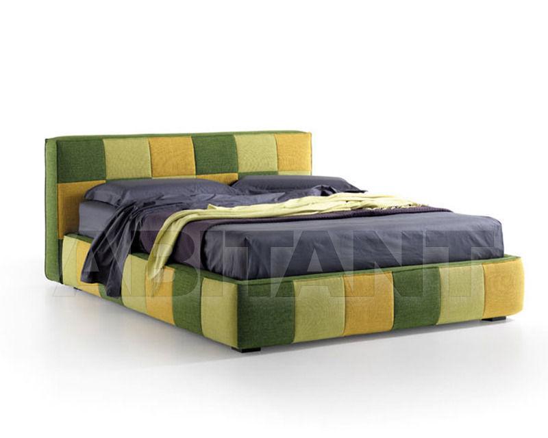 Купить Кровать Square Samoa S.r.l. Letti SQUA160