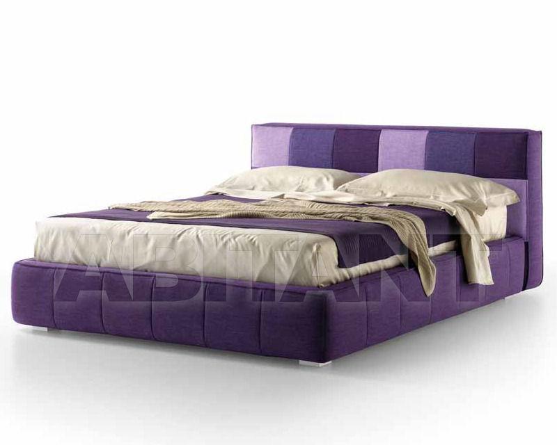 Купить Кровать Square Samoa S.r.l. Letti SQUA180