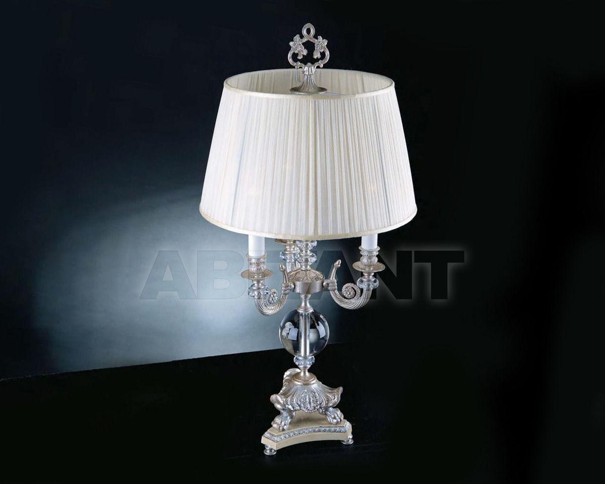 Купить Лампа настольная Epoca Lampadari snc  Epoca 2013 911/LG3 dec. 841