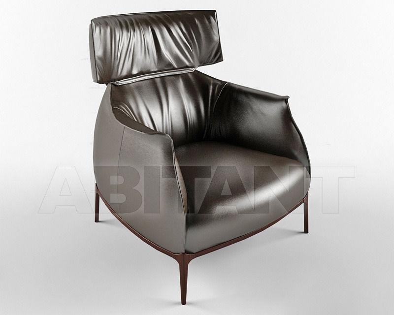 Купить Кресло Archibald King Poltrona Frau Casa Export 5506114 4