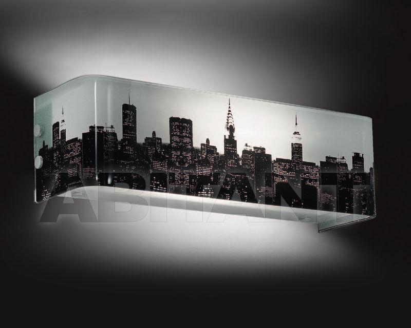 Купить Светильник настенный Florenz Lamp di Bandini Arnaldo & C. s.n.c. La Luce 2749.01