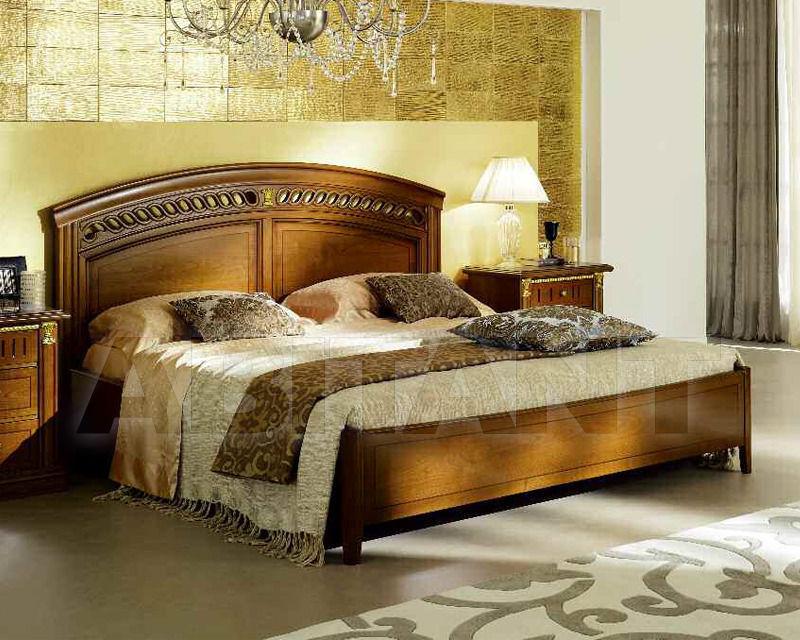 Купить Кровать CURVO CON RING Mario Villanova Angelica A0432D