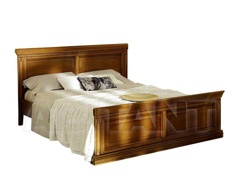 Купить Кровать DRITTO CON PEDIERA Mario Villanova Angelica A0402N