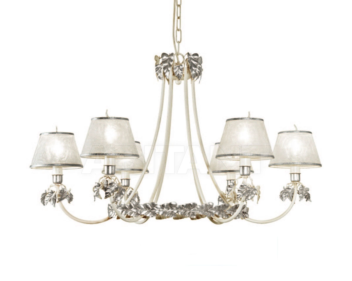 Купить Люстра Florenz Lamp di Bandini Arnaldo & C. s.n.c. La Luce 2718.06AA