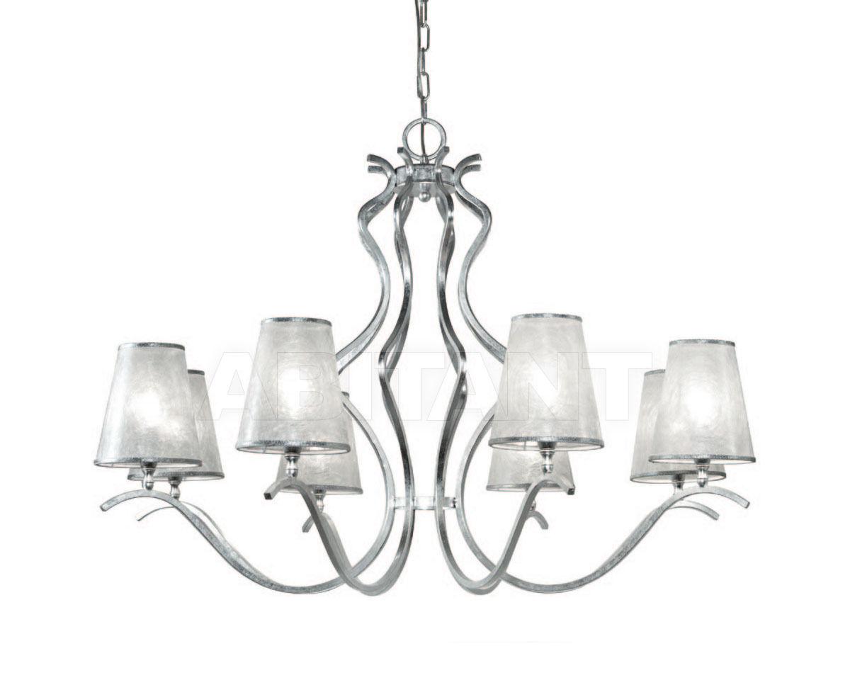Купить Люстра Florenz Lamp di Bandini Arnaldo & C. s.n.c. La Luce 2729.08FA
