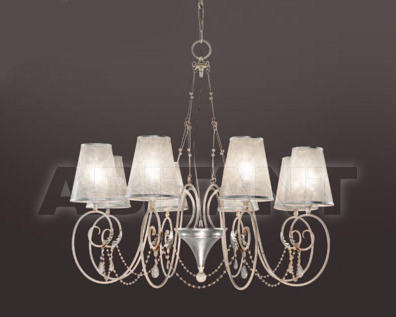 Купить Люстра Florenz Lamp di Bandini Arnaldo & C. s.n.c. La Luce 2717.08AA