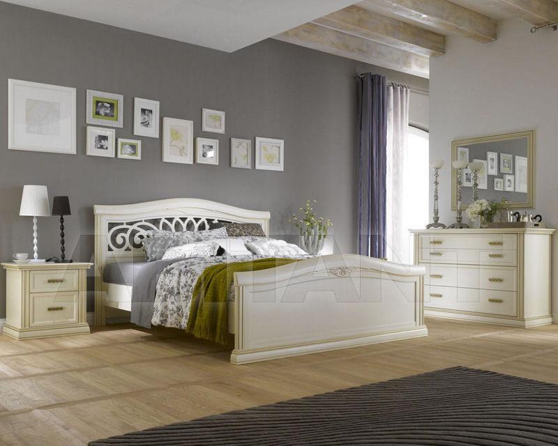 Купить Кровать FRIDA Mario Villanova Beatrice B1441