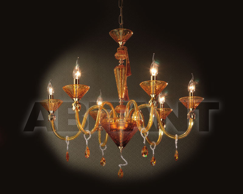 Купить Люстра Ermione Lumen Arte Nuovo 5010/6L