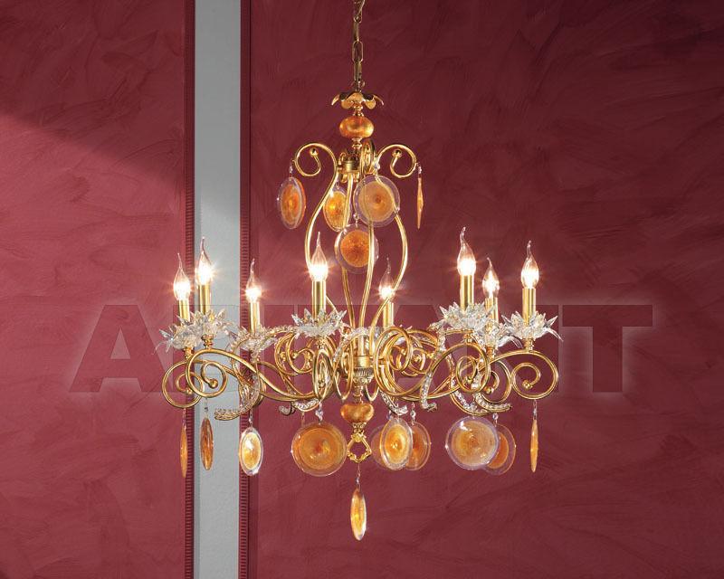 Купить Люстра Artemide Lumen Arte Nuovo 3060/8L