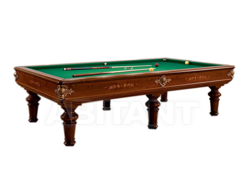 Купить Бильярдный стол Lu.Bo Biliardi Biliardi DANTE FLORA NOCE