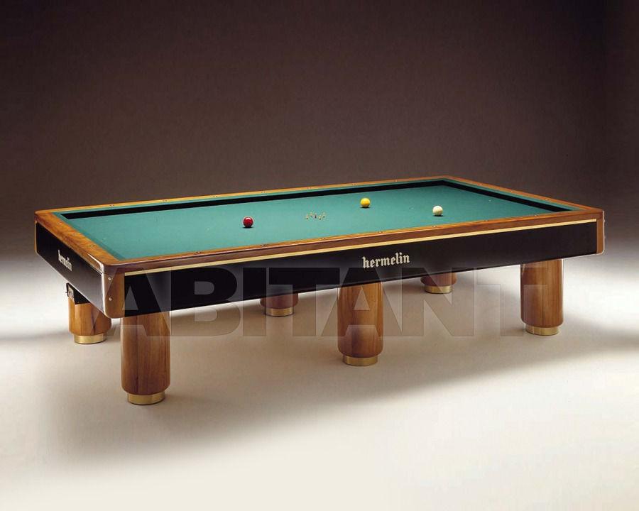 Купить Бильярдный стол Hermelin & Co. Srl. Internazionale GRAND MASTER 3