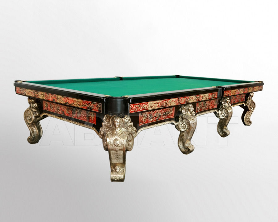 Купить Бильярдный стол Hermelin & Co. Srl. bigliardi Piramide Russa E Snooker Inglese ODESSA 4