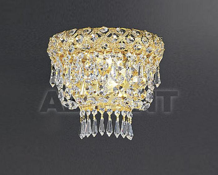 Купить Бра Asfour Crystal Crystal 2013 WL 5167/35/2