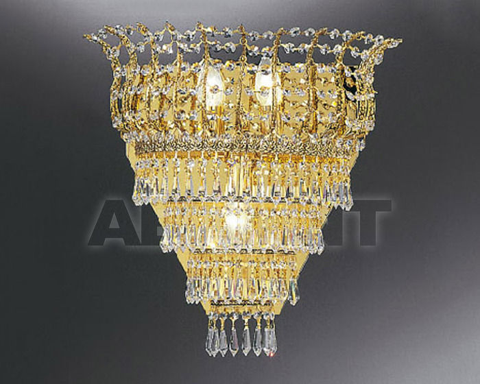 Купить Бра Asfour Crystal Crystal 2013 WL 913/3