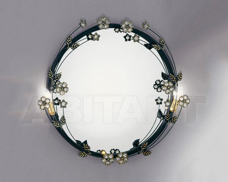 Купить Зеркало настенное Asfour Crystal Crystal 2013 MR 797 Black