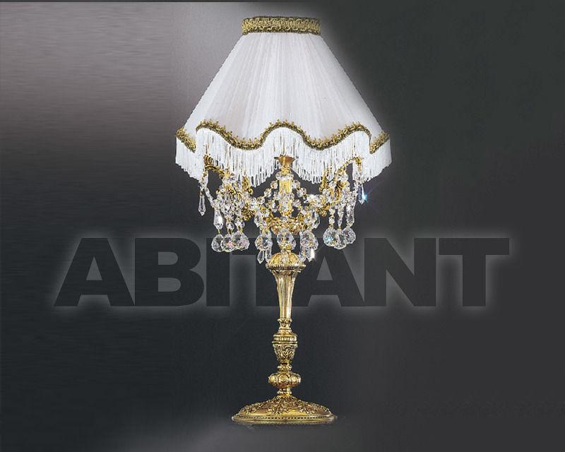 Купить Лампа настольная Asfour Crystal Crystal 2013 TL 937/1 Gold Patina
